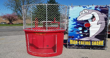 Tow-able Dunking Booth or Dunk Tank